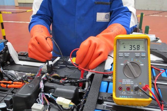 Les risques électriques au travail