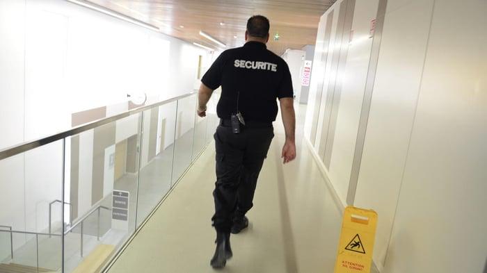 Les différents types des agents de sécurité privée