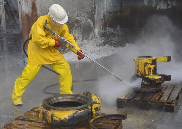 L'économie d'eau dans le métier du nettoyage