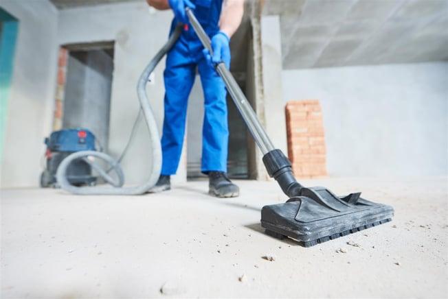 Nettoyage en fin de construction (De fin de chantier)