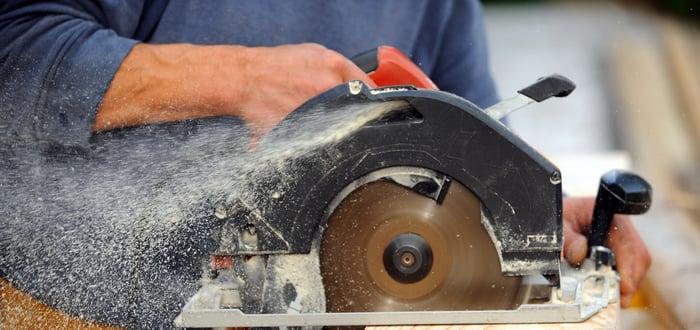 Les risques liés à la poussière de bois