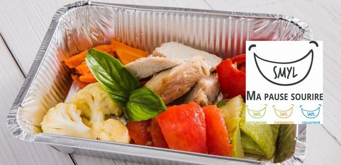 Comment SMYL sécurise la livraison de repas en entreprise