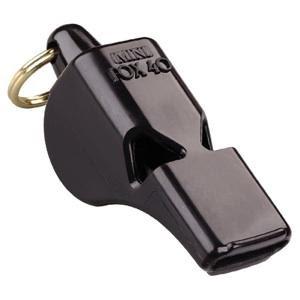 Sifflet Fox 40 Mini Sans Bille : Sifflet Arbitre et Entraîneur
